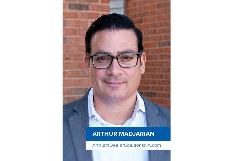 Arthur Madjarian