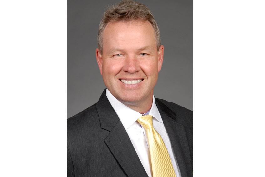 Mark Johnson, President