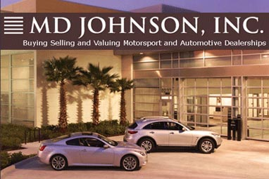 MD Johnson, Inc. auto dealerships for sale