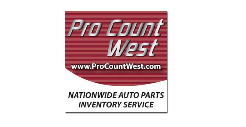 Pro Count West Auto Parts Inventory Services